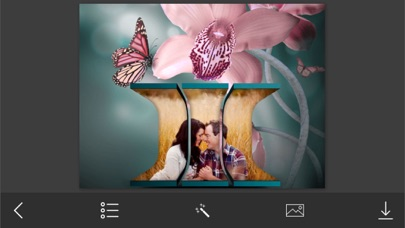 download 3D Nature Photo Frame - Amazing Picture Frames & Photo Editor apps 1