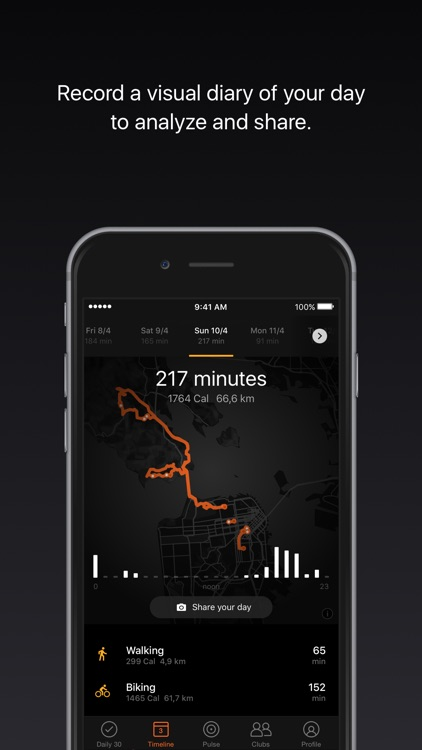 Human - Activity Tracker screenshot-1