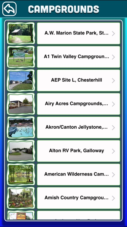 Ohio Campgrounds & RV Parks Guide screenshot-2