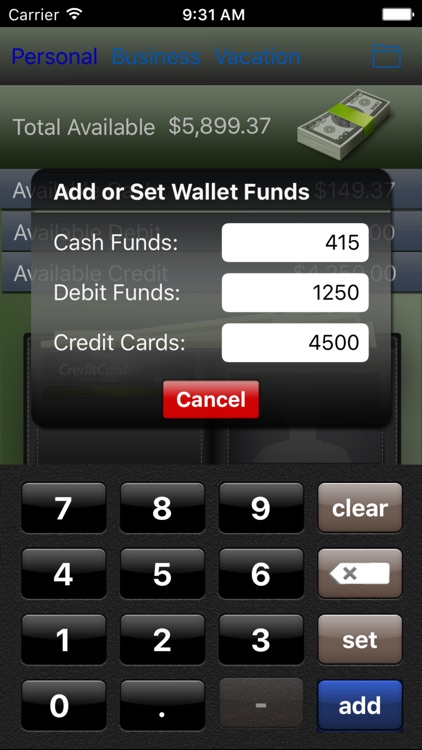 gWallet Pro – Personal & Business Virtual Wallet