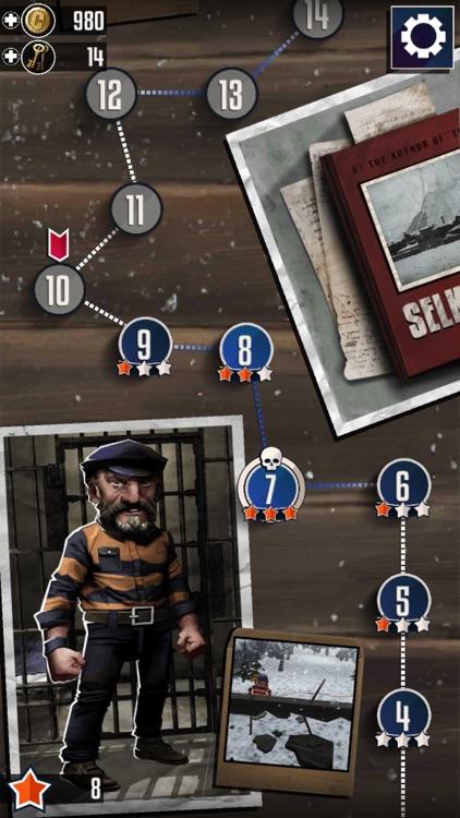 Winter Fugitives 2: Chronicles screenshot-0