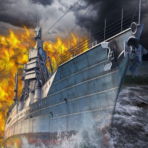 A World War Speed Ship - Best Racing Battle Of Seas Game