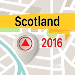 Scotland Offline Map Navigator and Guide