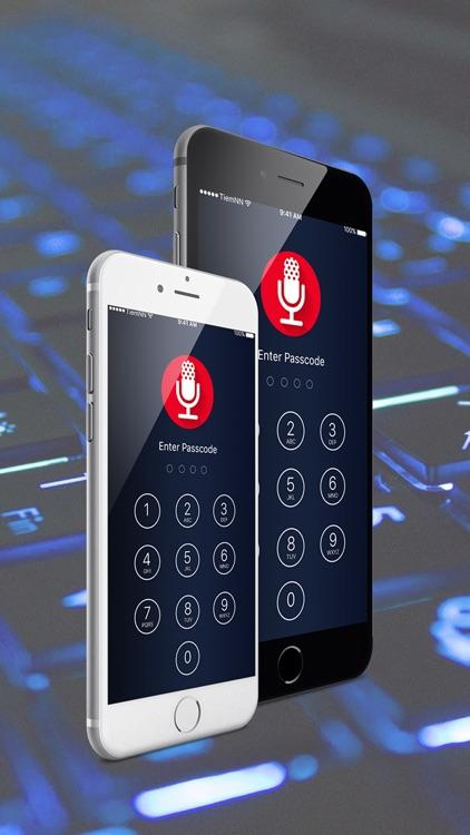 Voice recorder, audio recorder screenshot-4