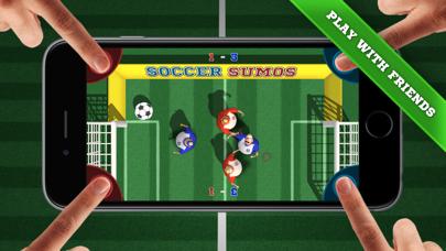 Soccer Sumos - party game!のおすすめ画像1