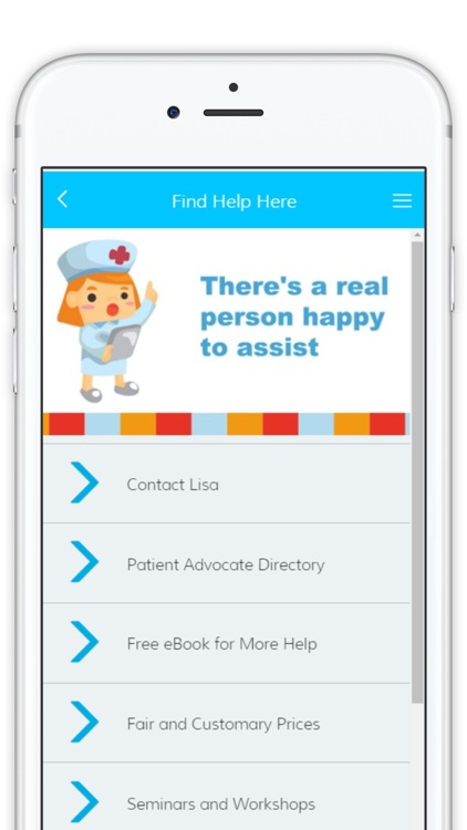 DependableDoc Patient Push Back App