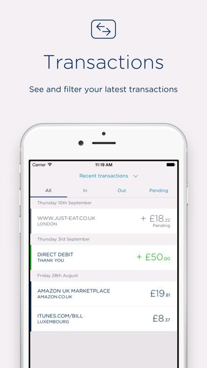 Capital One UK screenshot-3