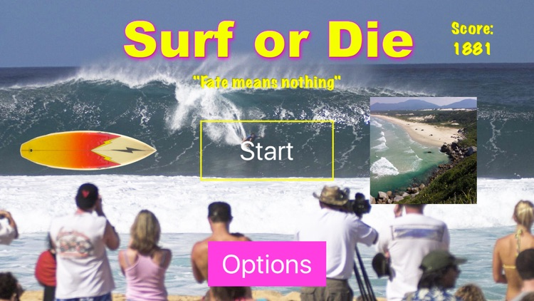 Surf or Die screenshot-2