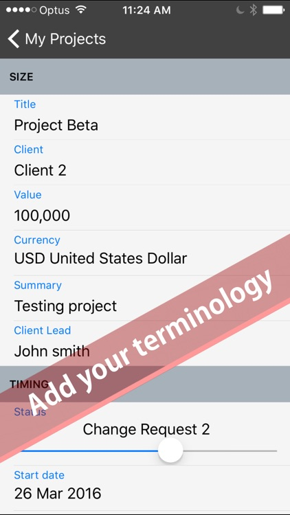 BusiBI Project Manager 2016 for iPhone