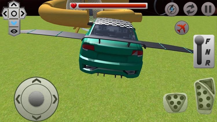 American Flying Furious Racing Car Fever n Rivals screenshot-4
