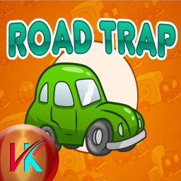 Driving Car Road Trap