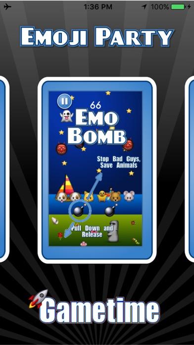 Emoji Party - Gametime