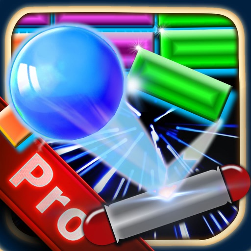 Crazy Brick Destroyer Pro - Classic Awesome Breaker icon