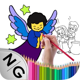 Praise Color - Christian Family Games... Praise Saga