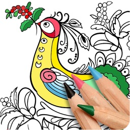 Coloring Expert Pro: a coloring book app for kids and adults alike