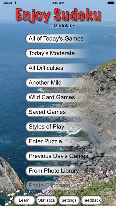 :) Sudoku + screenshot two