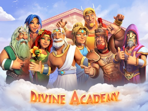 Игра Divine Academy