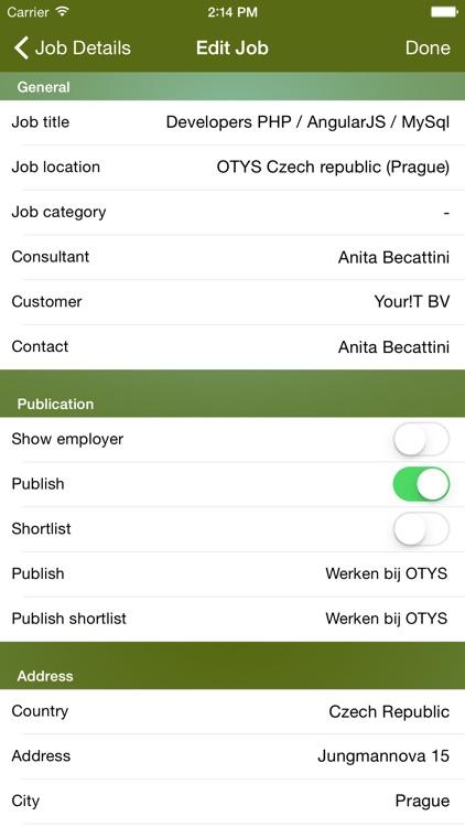 OTYS Jobs screenshot-3