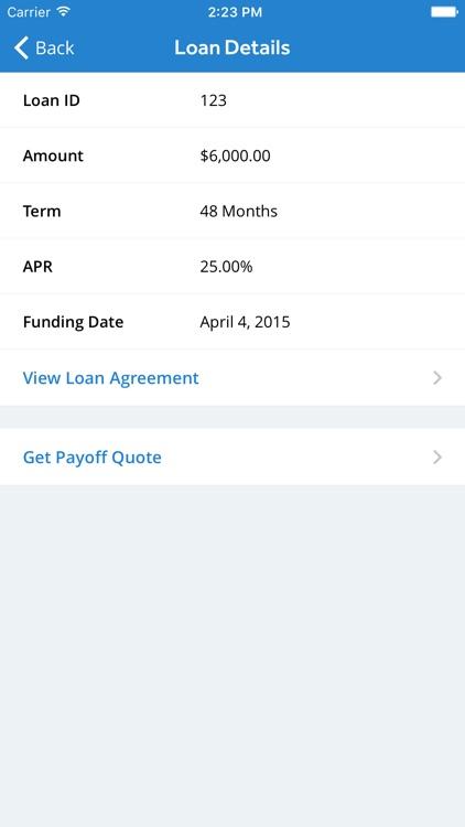 Avant - Online Personal Loans screenshot-4