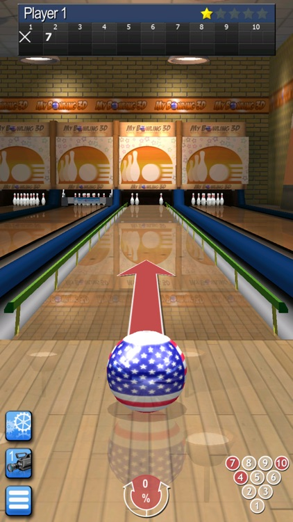My Bowling 3D screenshot-0