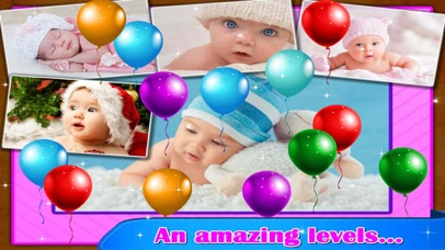 Super Cute Babies - Kids Jigsaw Puzzle screenshot four