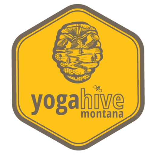 Yoga Hive Montana icon
