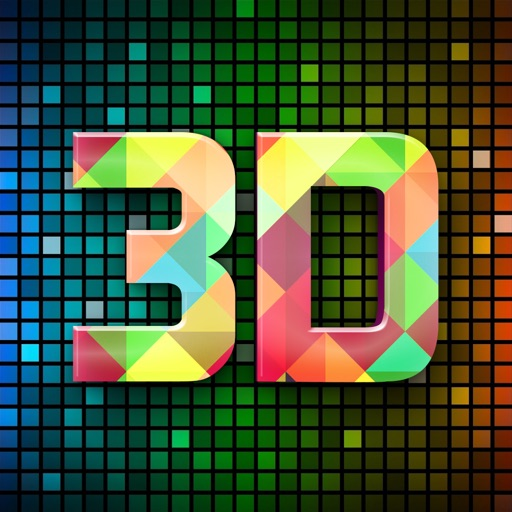 Live 3D Wallpapers & Backgrounds HD - Cool Retina Fancy Blurred, Abstract, Art Images for iPhone, iPad & iPod