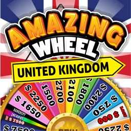 Amazing Wheel (UK) - Word and Phrase Quiz for Lucky Fortune Wheel
