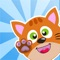 Are you ready for the Cute Virtual Pet Christmas Edition App, The best and cute game you have ever played, funny and addictive virtual pet with different features and mini games