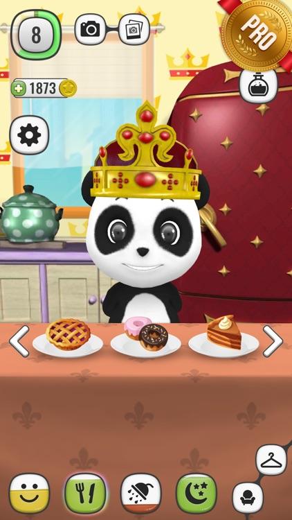 ! My Talking Panda MO - Virtual Pet PRO screenshot-3