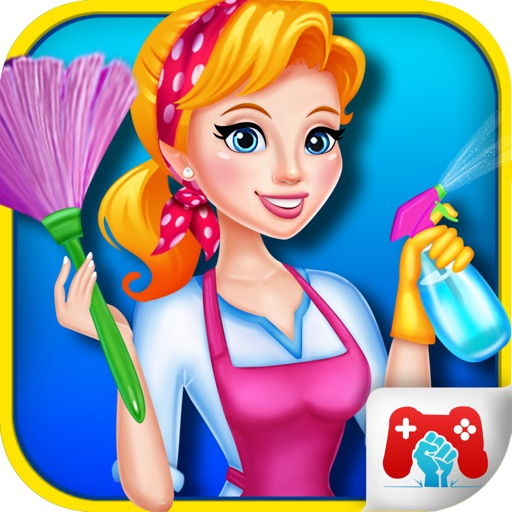 My Princess Room Cleaning icon