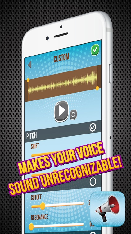 Sound Recording Editor - Change Your Voice and Make Pranks with Funny Special Effect.s screenshot-3