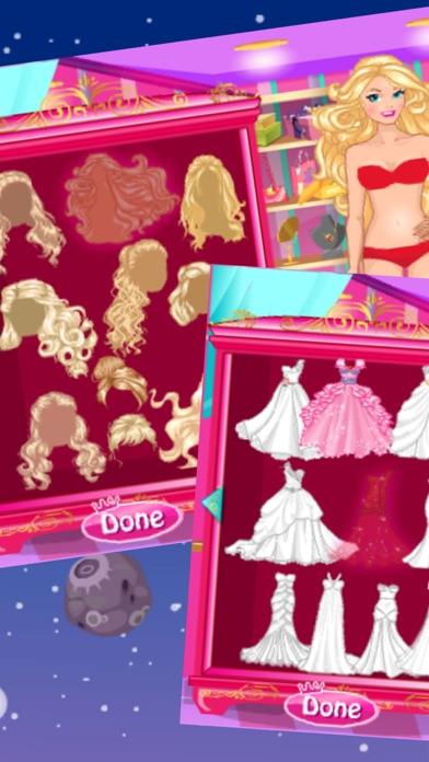 寶寶穿婚紗:儿童家庭游戏屏幕截圖1