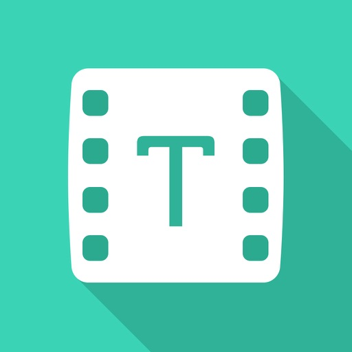 Text On Video - Easy to Use Typography & Music Video Editor for Vine, Youtube and Instagram