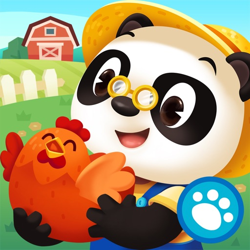 Dr. Panda Farm Icon