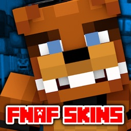 FNAF Skins For Minecraft PE (Pocket Edition) Pro