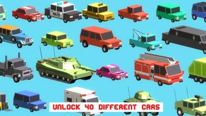 警察のレース - 猛烈な勢いでゲームのおすすめ画像3