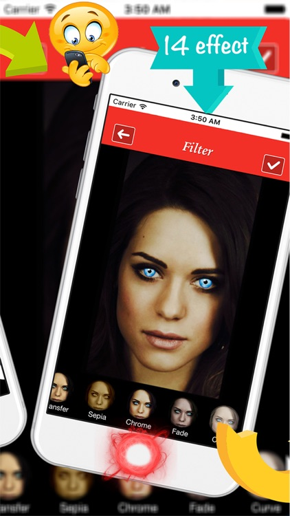 NiceEyes - Eye Color Changer : Photo Editor