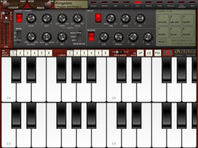 Galileo Organ screenshot-3