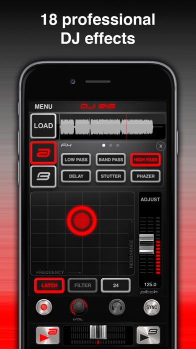 Screenshot #3 pour DJ Rig