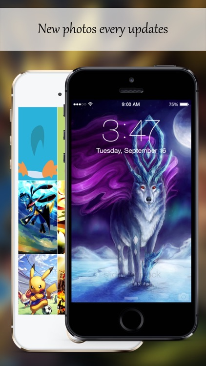 Awesome Cool Lock Screen Wallpapers for  Pokemon