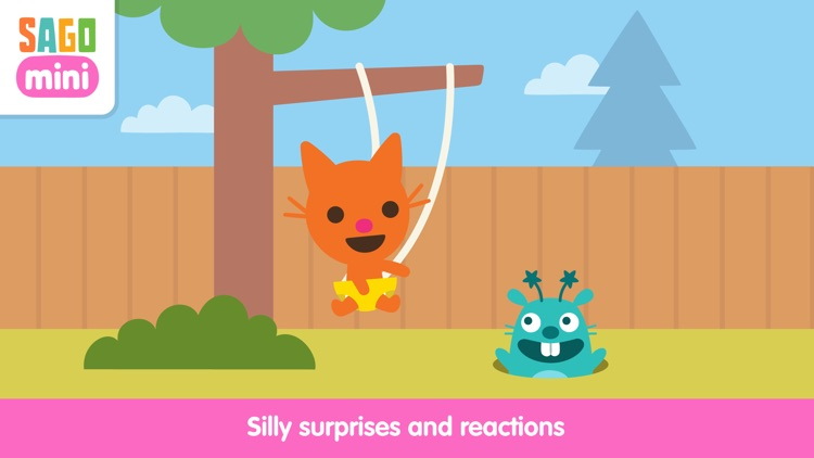 Sago Mini Babies screenshot-4