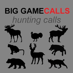 Big Game Hunting Calls - The Ultimate Hunting Calls App BLUETOOTH COMPATIBLE
