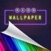 ネオン 壁紙 HD 無料 - 最高 作成 ロック 画面 そして 輝く 背景 - iPhoneアプリ
