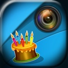 Frame Photos and Add Stickers with Happy Birthday Themes in Picture Editor icon