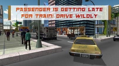 Coger el tren - vehículos extremas de conducción y el aparcamiento juego de simuladorCaptura de pantalla de3