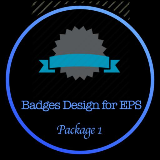 Badges Design for EPS