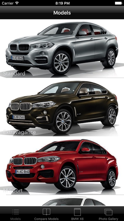 Specs For Bmw X6 F16 2014 Edition By Marius Stancalie