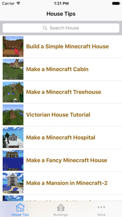 House Detail For Minecraft Pocket Edition Step By Step Blueprints By Van Doanh Phung