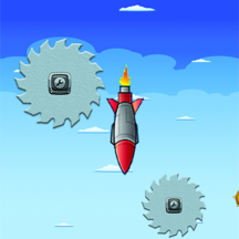 Rocket Drop-The color switch reverse One Tap game